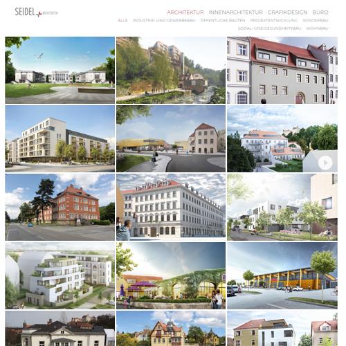 4koepfe webentwicklung programmierung - Seidel architekten ...