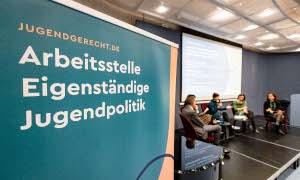 10 Jahre Eigenständige Jugendpolitik. Foto: Jörg Farys (c) AGJ