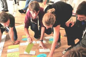 Teilnehmer der Jugendkonferenz 2018, (c) Arbeitsgemeinschaft für Kinder- und Jugendhilfe - AGJ