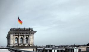 Dach Bundestag