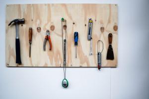 Es sind unterschiedliche Werkzeuge zu sehen.