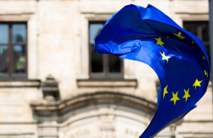 european flag Foto M. Spiske